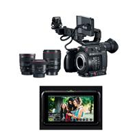 Canon Atomos C200+ Shinobi Cine Bundles Savings | Adorama