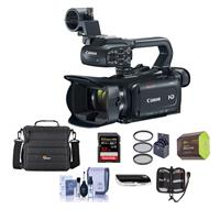 Deals on Canon XA11 Professional Camcorder w/HDMI & Accessory Bundle