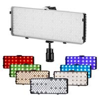 Deals on CLAR Lumiere 320 RGB Bi-Color LED Light Kit CL-320-RGB