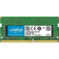 Crucial Technology 16GB 260-Pin SODIMM DDR4 3200 MT/s (PC4-25600) Memory  Module, CL22, Unbuffered, Non-ECC, 1 2V, Single Rank, x64 Based