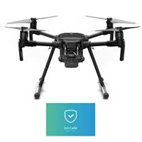 DJI Matrice 210 RTK-G Industrial Quadcopter with Built-In