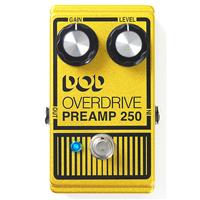 Deals on DigiTech DOD Overdrive Preamp 250 Pedal