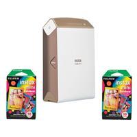 Deals on Fujifilm instax SHARE SP-2 Smartphone Printer w/2 Mini Film