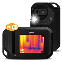 FLIR C2 Pocket-sized Thermal Imaging Infrared Camera with