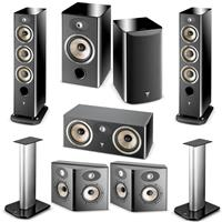 Deals on Focal Aria 906 2-Way Bass Reflex Bookshelf Speakers