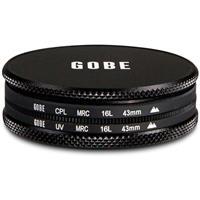1Peak ND1000 Lens Filter Kit ND64 Gobe 43mm ND8