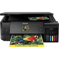 Epson Artisan 1430 Inkjet Printer, Silver/Black C11CB53201