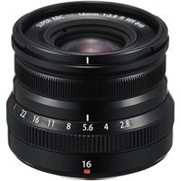 Deals on Fujifilm XF 16mm F2.8 R (Weather Resistant) Lens