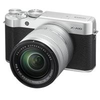 Fujifilm X-A10 16.3MP Mirrorless Camera w/16-50mm Lens Deals