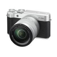 Deals on Fujifilm X-A10 16.3MP Mirrorless Camera w/16-50mm Lens