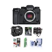 Fujifilm X-H1 24.3MP Mirrorless Digital Camera Bundle Deals