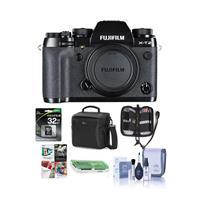 Fujifilm X-T2 Mirrorless Camera Bundle Deals