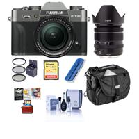 Fujifilm X-T30 Mirrorless Camera w/XF 18-55mm f/2.8-4 Lens Deals