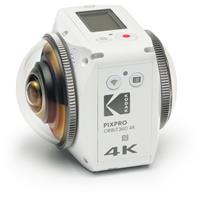 Adorama.com deals on Kodak PIXPRO ORBIT360 4K VR Camera, Satellite Pack