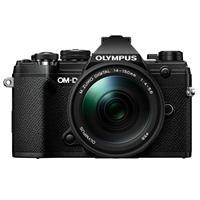 Olympus OM-D E-M5 Mark III Mirrorless Camera w/f/4.0-5.6 II Lens Deals