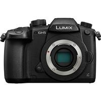 Deals on Panasonic Lumix DC-GH5 Mirrorless Camera Body