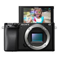 Sony Alpha a6100 24.2MP Mirrorless Digital Camera w/16-50mm Lens Deals