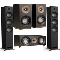 Deals on Jamo S 809 Floorstanding Speakers W/Center Speaker Bookshelf Bundle