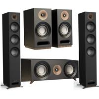 Deals on Jamo S 809 Floorstanding Pair Speakers S 83 Center Bookshelf Pair