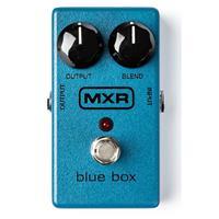 Jim Dunlop MXR M103 Blue Box Octave Fuzz Guitar Effects Pedal