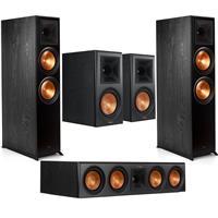 Deals on Klipsch 2x RP RP-8060FA Dolby Atmos Floorstanding Speaker w/2 Speakers
