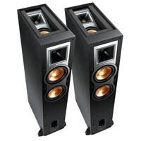 Deals on Klipsch R-26FA Dolby Atmos Floorstanding Speaker Pair
