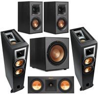 Deals on Klipsch R-26FA Dolby Atmos Speaker W/RP-250C Speaker