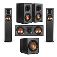 Deals on 2-Pack Klipsch R-610F Floorstanding Home Speaker Kit