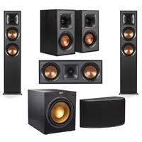 Deals on 2 Pack Klipsch R-625FA Dolby Atmos Floor standing Speaker