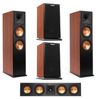 Deals on Klipsch 2x RP280FA Floorstanding Speaker Vinyl W/RP-440C /RP-150M