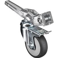 Avenger Locking Caster Set Combo and Overhead Series Light Stands 148 - 172
