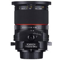 Rokinon f Tilt Shift Lens Nikon 4 - 310