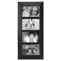 malden berkeley wood frame 4 photos 6x4in black