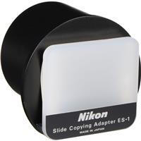 Reviews: Nikon ES-1 52mm Slide Copy Adapter 3213 - Adorama