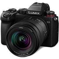 Panasonic Lumix DC-S5 Mirrorless Digital Camera +  Free Sigma Lens Deals