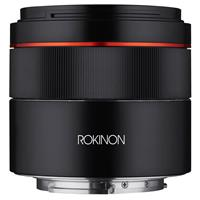 Deals on Rokinon 45mm f/1.8 AF Ultra Compact Lens