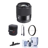 Deals on Sigma 30mm f/1.4 DC DN Lens Contemporary f/Sony E-mount