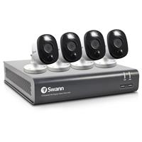 Deals on Swann DVR 4580 8-Channel Full HD 1TB DVR Security System