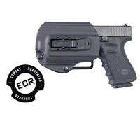 Viridian Left-Handed TacLoc C-Series Auto Locking Paddle Style Holster with  ECR for Glock 17/22 & 19/23 Pistols