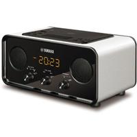 White Yamaha TSX-B72WH Desktop Audio System