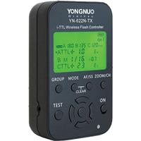 Yongnuo RF-602 2.4GHz Wireless Remote Flash Synchronized Trigger for Canon 580EX II 540EZ 420EX 420EZ 380EX Cameras 430EX 430EZ 520EZ 580EX