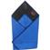 Domke F-34M 15 inch x 15 in Protective Wrap, Royal Blue: Picture 1 thumbnail