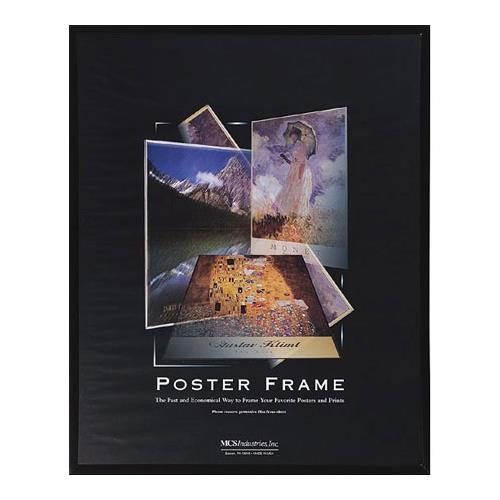 MCS Acrylic Corrugated Back Poster Frame for a 22x28 ...
