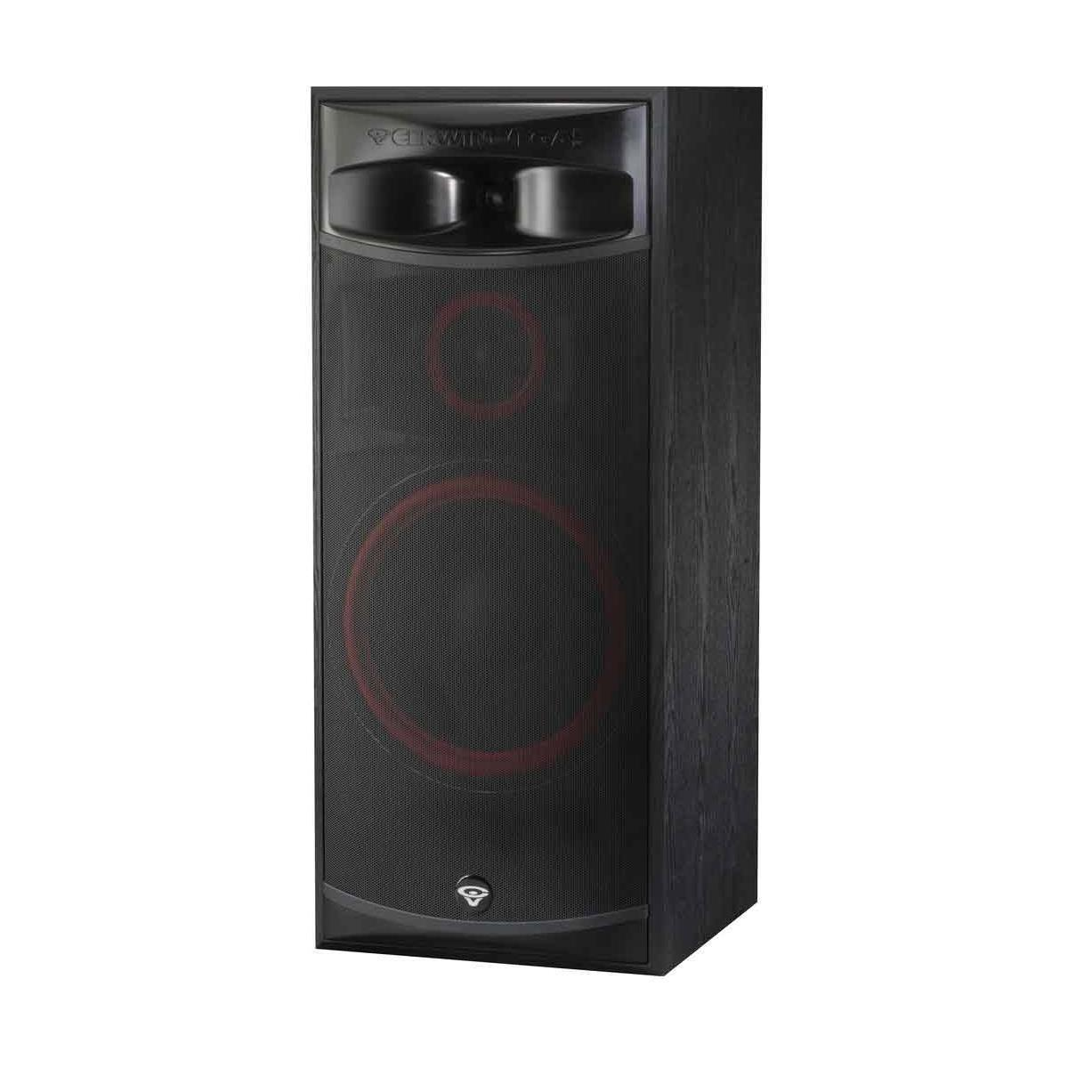 "Cerwin Vega XLS-15 15"" 3-Way Floorstanding Tower Passive Speaker, 38Hz-20kHz at -3 dB, 400W Peak, Single"