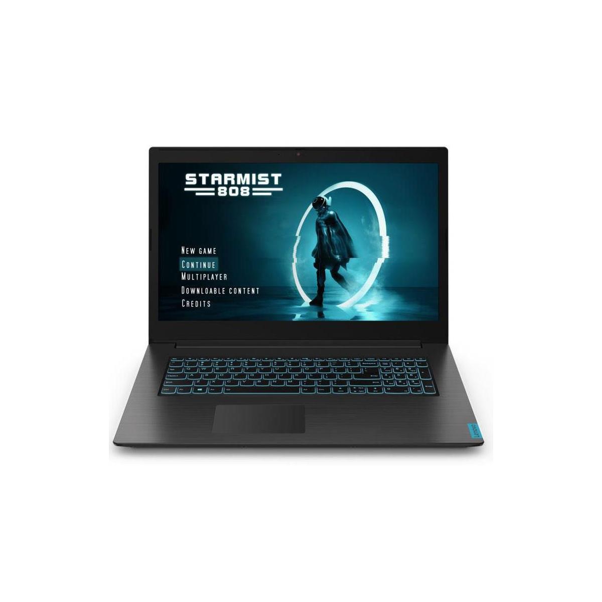 "Lenovo IdeaPad L340 15.6"" Full HD Gaming Notebook Computer, Intel Core i7-9750H 2.60GHz, 8GB RAM, 256GB SSD, NVIDIA GeForce GTX 1050 3GB, Windows 10 Home"