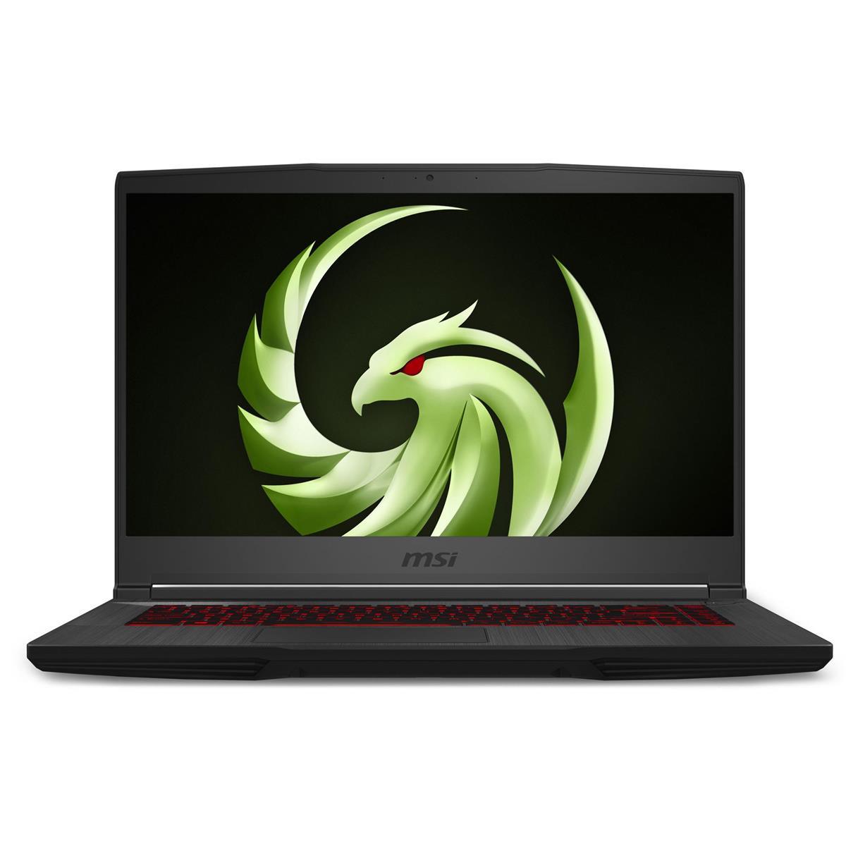 "MSI Bravo 15 A4DDR-023 15.6"" Full HD 120Hz Gaming Notebook Computer, AMD Ryzen 7-4800H 2.9GHz, 16GB RAM, 512GB SSD, Radeon RX5500M 4GB, Windows 10 Home"