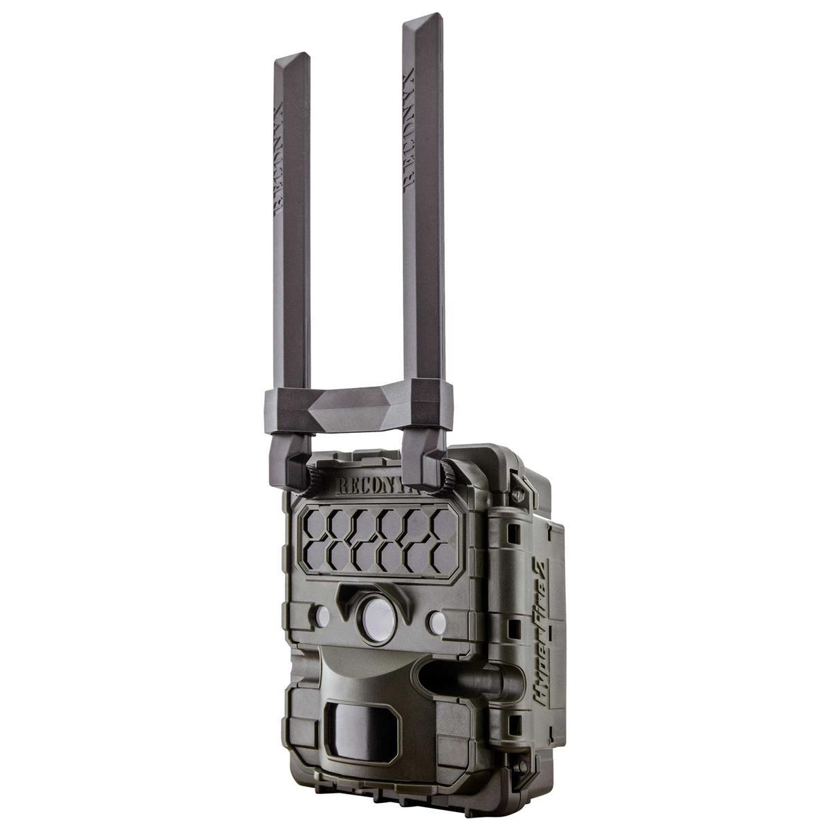 RECONYX HyperFire 2 HF2XC 720p Cellular Trail Day & Night Covert IR Camera, 150' Night Vision, OD Green - Verizon