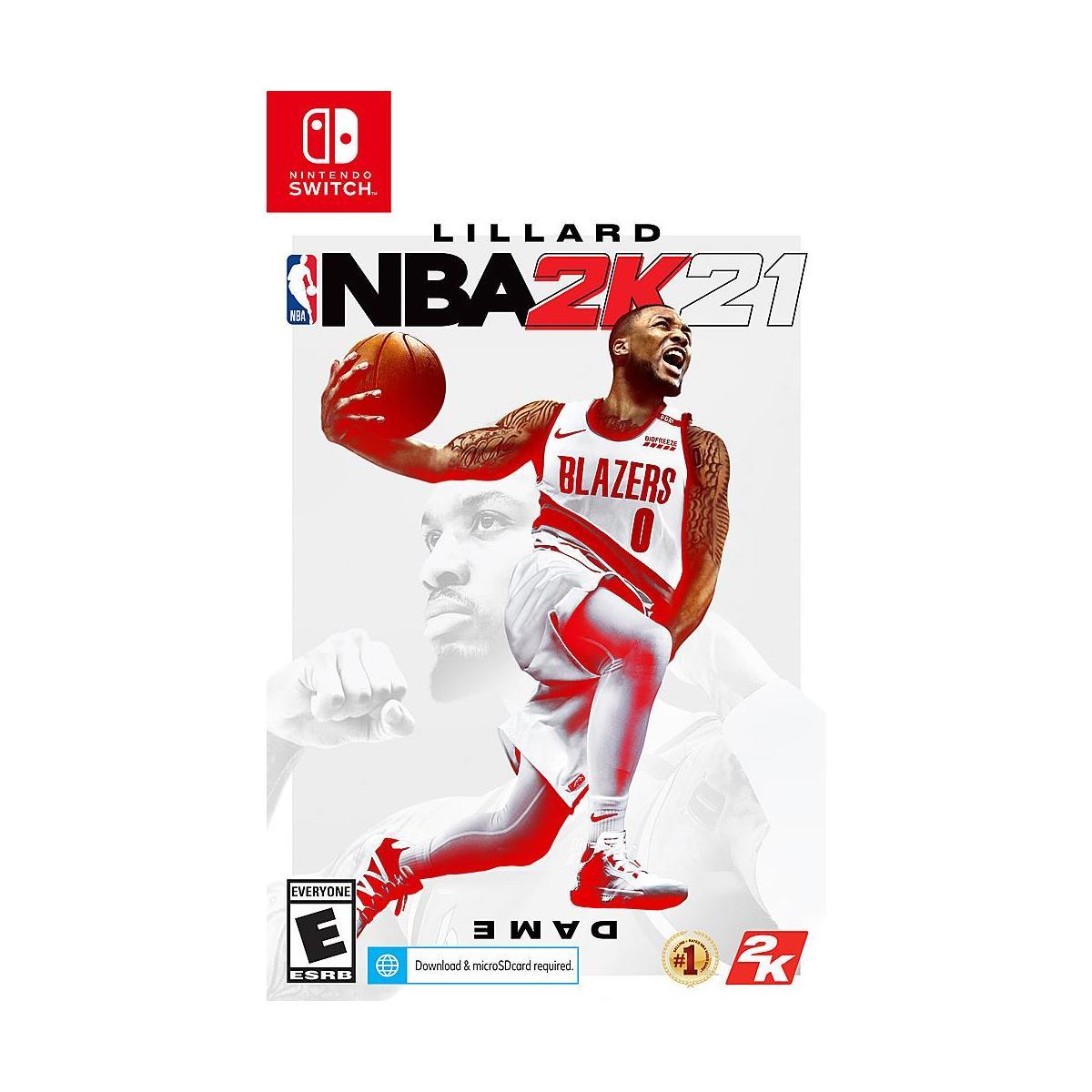 NBA 2K21 - for Nintendo Switch