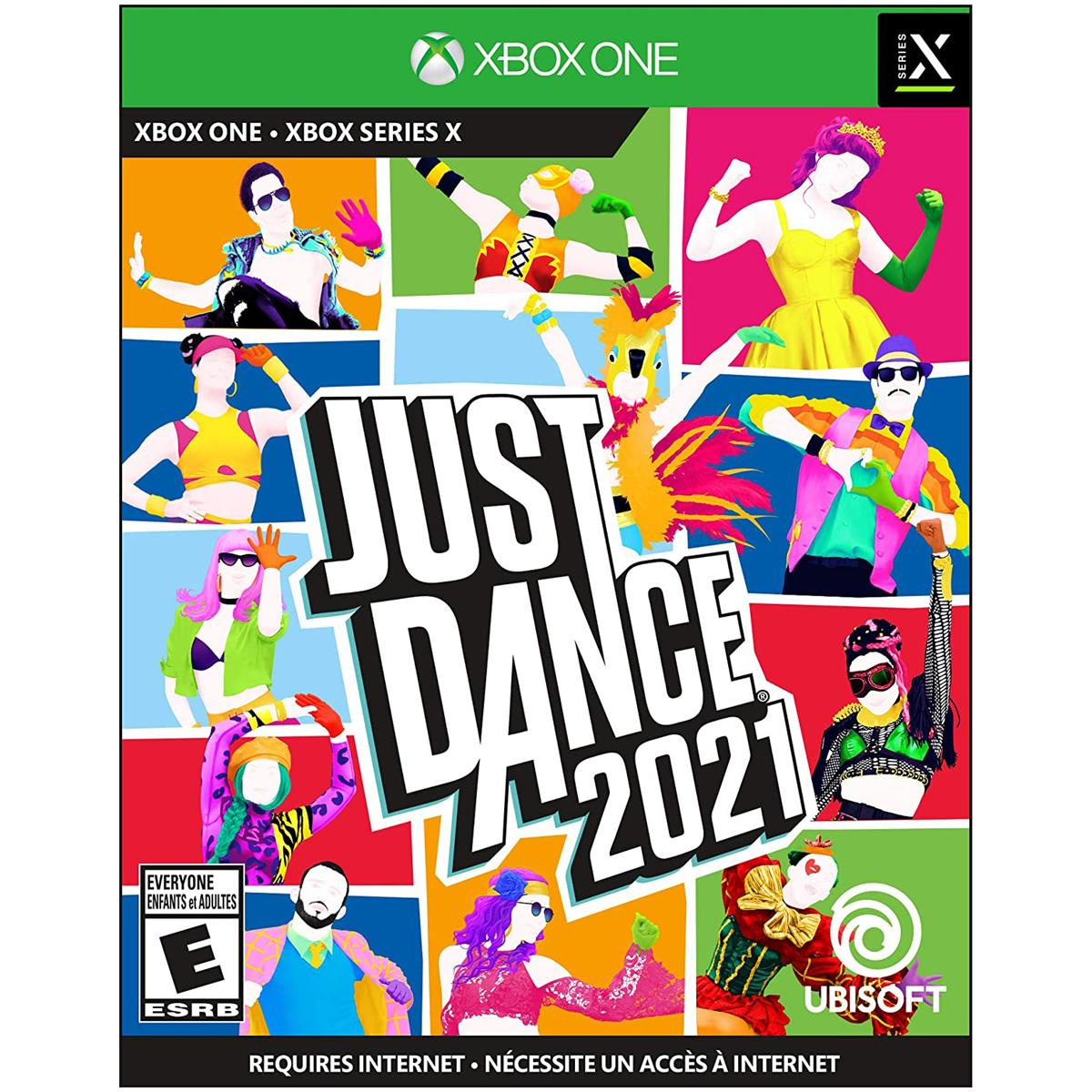 Just Dance 2021 - Xbox One, Xbox Series X
